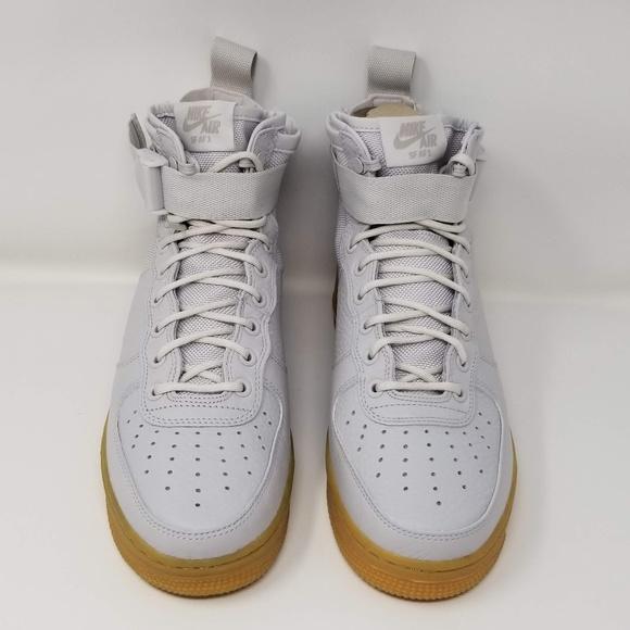 big sale 7a7c7 95c7c Women's Nike SF AF1 Mid AA3966 005 NWT